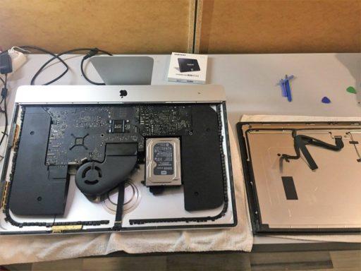 Reparación iMac - Infojesa Servicio Técnico informática Jerez