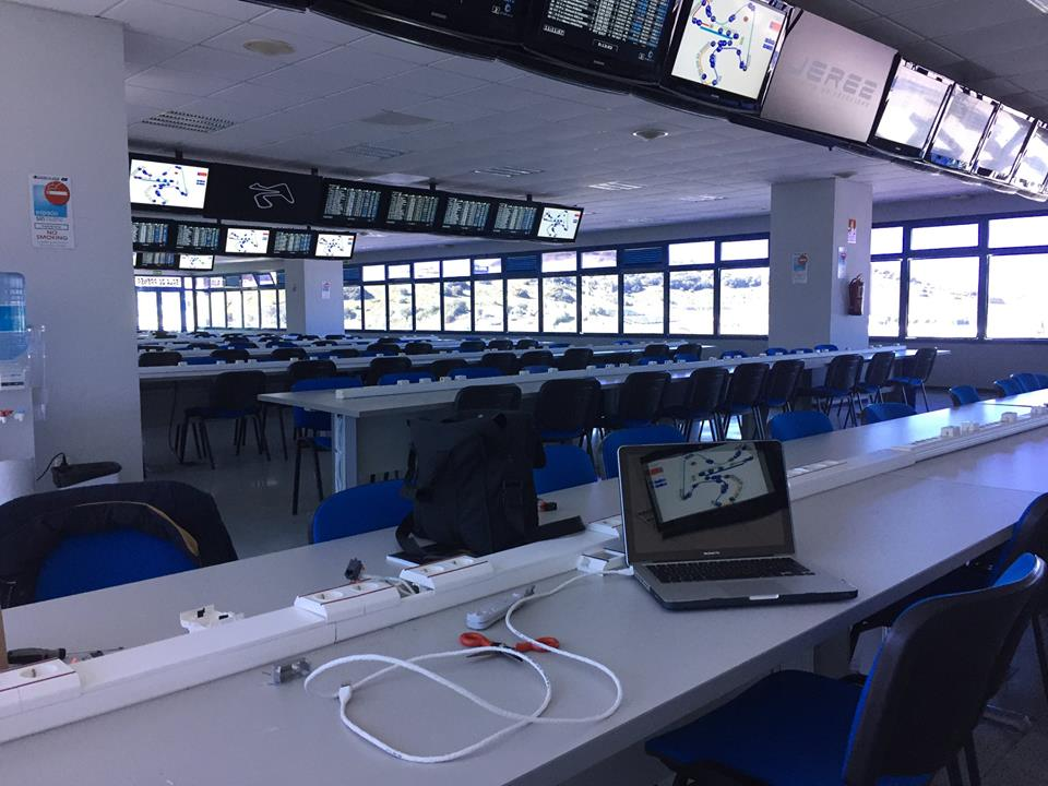 Mantenimiento empresas - Media Center Circuito de Jerez - Ángel Nieto