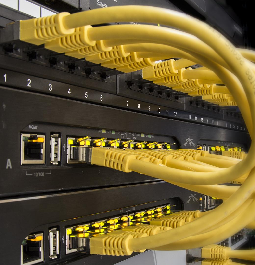 Infojesa - Instalación de Redes en Jerez
